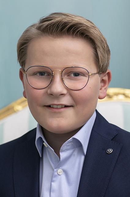 Принц Сверре Магнус