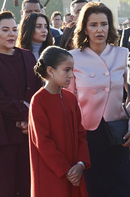 Принцесса Лалла Хадижа