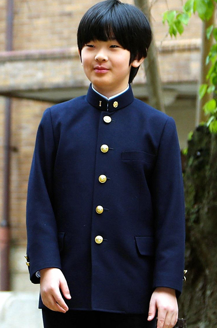 Принц Хисахито