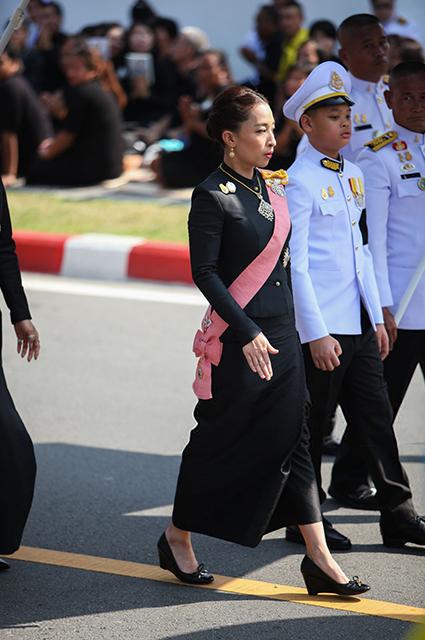 Принцесса Баджракитиябха и принц Дипангкорн