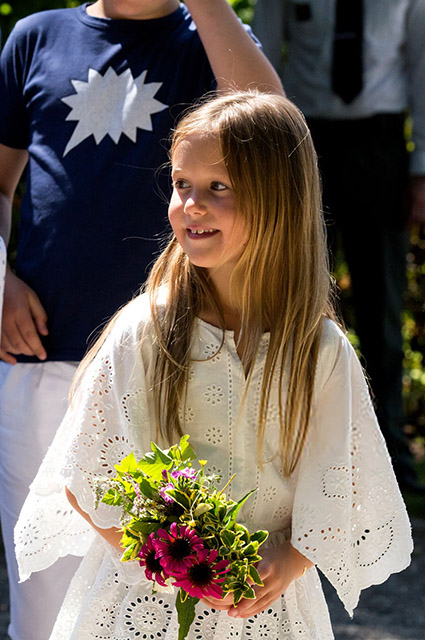 38 королевских детей из британской, испанской, таиландской, шведской и других монарших семей