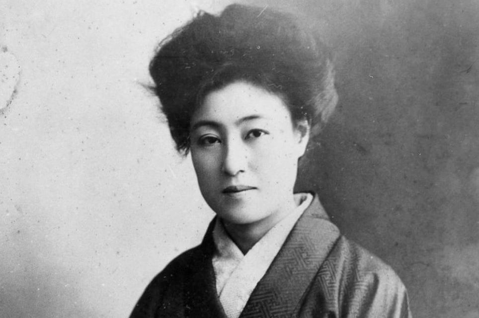 Как самая известная гейша Японии околдовала Запад