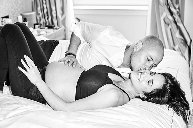 Бывший муж Натальи Водяновой Джастин Портман женился на своей беременной подруге