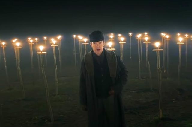 """Бенедикт Камбербэтч в трейлере фильма """"Война токов"""""""