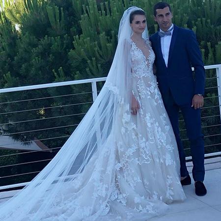 Звездные свадьбы и венчания в июне: Каха Каладзе и Ануки Арешидзе, Серхио Рамос и Пилар Рубио и другие пары
