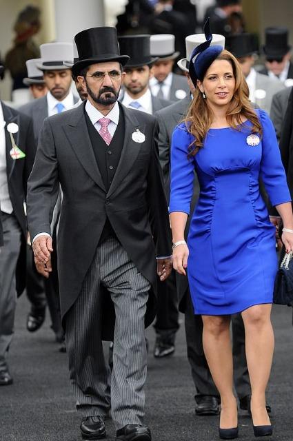 Супруга правителя Дубая сбежала от мужа в Европу (с детьми и 39 миллионами долларов)