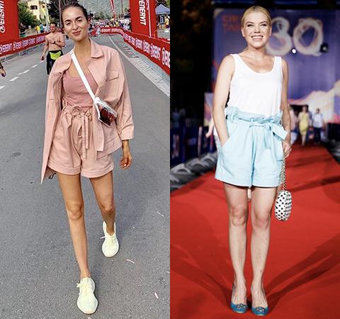Модная битва: Кристина Левиева против Липы Тетерич
