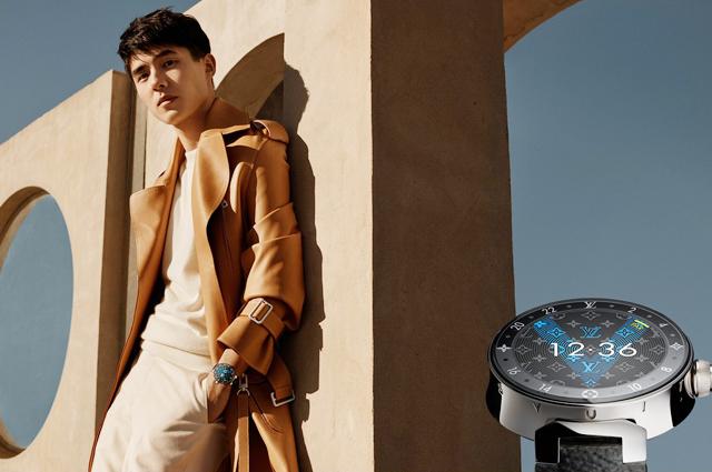 Софи Тернер и Джастин Теру снялись в рекламе Louis Vuitton