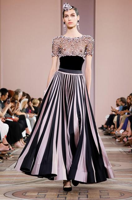 Неделя высокой моды в Париже: Николь Кидман, Никки Рид, Йен Сомерхолдер, Китти Спенсер на показе Armani Prive