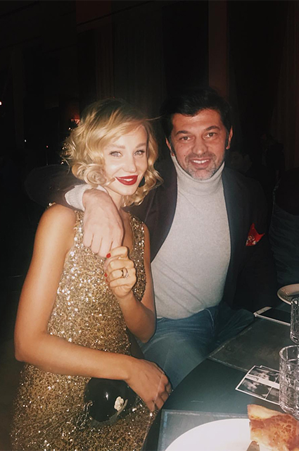 Ануки Арешидзе и Каха Каладзе