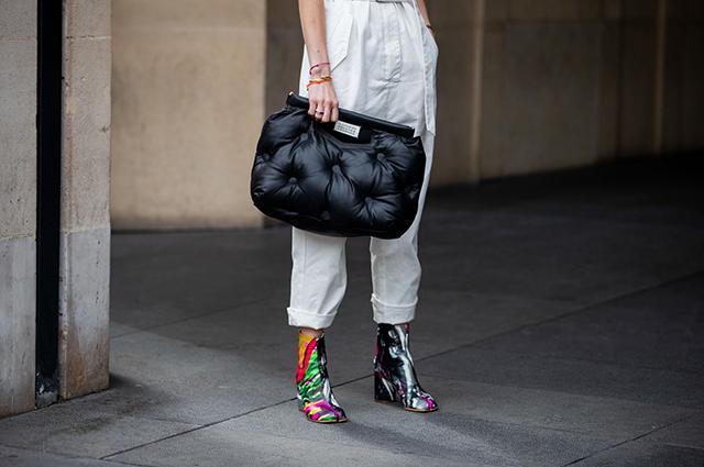 Неделя высокой моды в Париже: street style