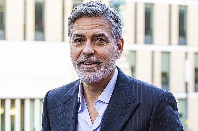 Джордж Клуни рассказал в интервью о подросших детях и отношениях с супругой Амаль