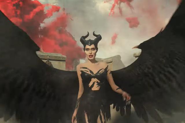 В сети появился первый трейлер фильма «Малефисента: Владычица тьмы» с Анджелиной Джоли