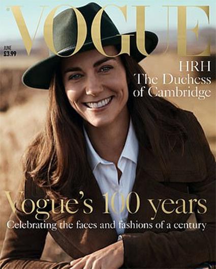 Меган Маркл может стать постоянным автором Vogue