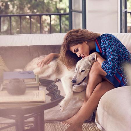 Ева Мендес и Райан Гослинг завели собаку