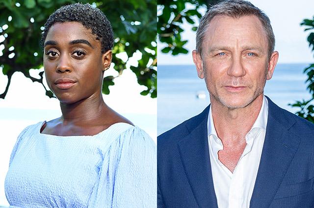 Новым Джеймсом Бондом станет темнокожая актриса Лашана Линч
