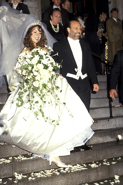 Мэрайя Кэри о своем первом браке с Томми Мотоллой: