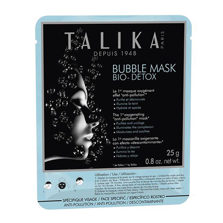 Пузырьковая маска Bubble Mask Bio-Detox, Talika