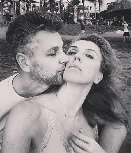 Сергей Харченко и Светлана Бондарчук
