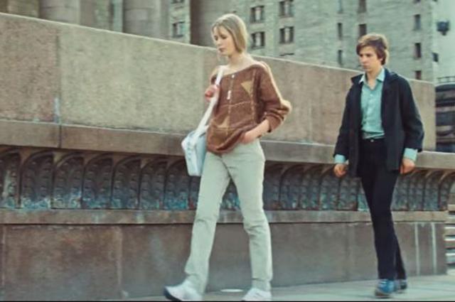 КиноМода: стиль перестройки и субкультуры 80-х в фильме «Курьер»