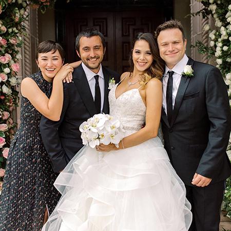 Сын Робина Уильямса женился в день рождения отца