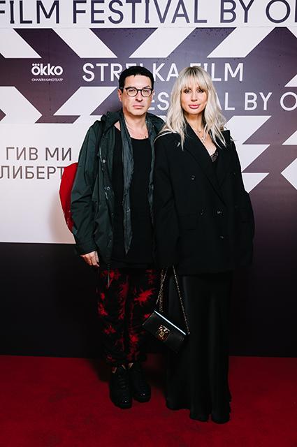 Стас Тыркин и Светлана Лобода