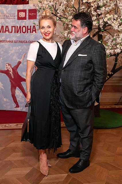 Надежда Михалкова, Светлана Бондарчук, Алена Долецкая и другие звезды на балете в Большом театре