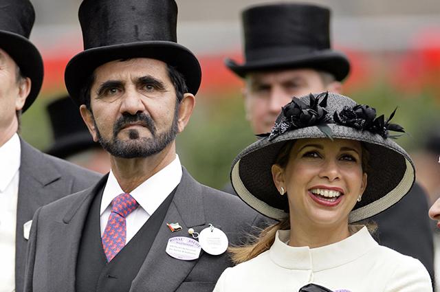 Начались первые слушания по делу о разводе эмира Дубая и