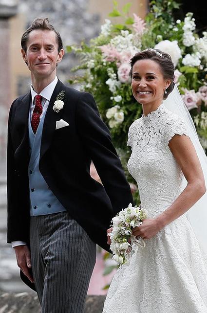 Десять лучших свадебных причесок знаменитостей: как повторить
