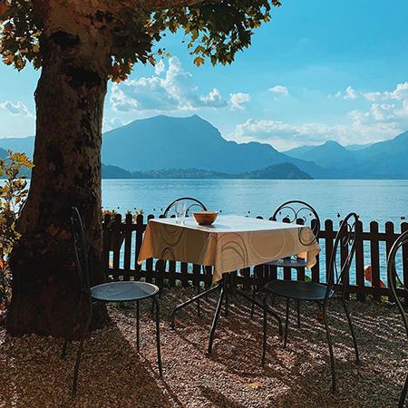 Настя Ивлеева проводит отпуск в Италии