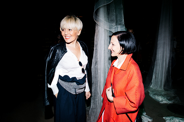 Анжелика Варум и Светлана Тегин