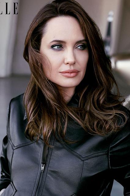 Анджелина Джоли снялась для глянца и рассказала о современных