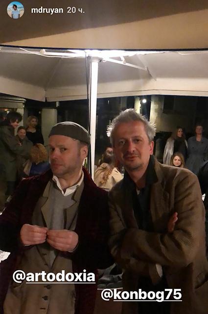 Глеб Смирнов и Константин Богомолов