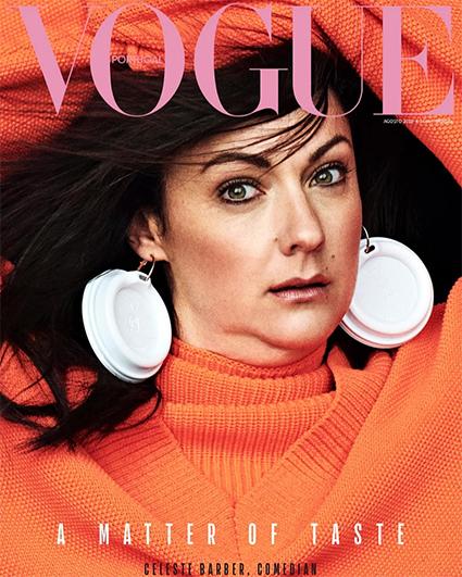 Модный дайджест: от пародий в глянце до приезда Жан-Поля Готье в Россию