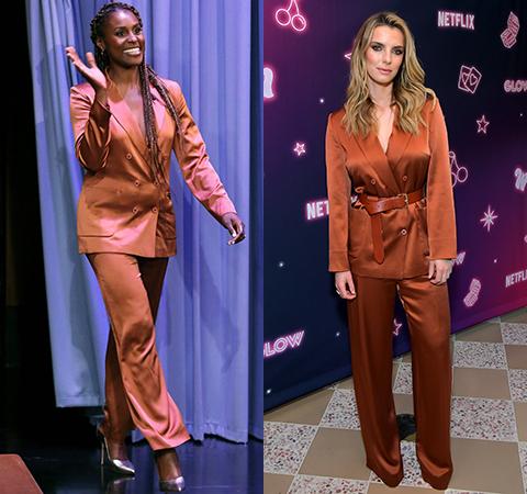 Модная битва: Исса Рэй против Бетти Гилпин