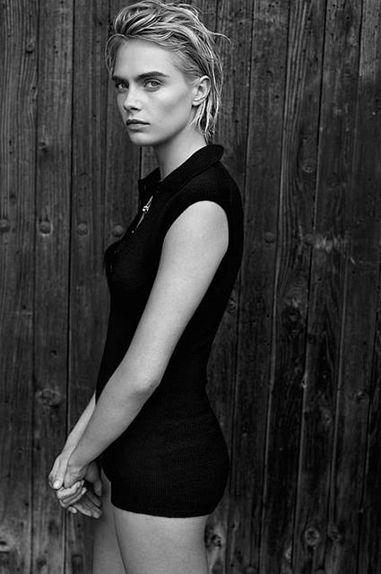 Кара Делевинь дала интервью о личной жизни и сексуальности