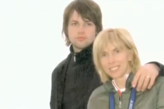 Дмитрий Мирошниченко и Алена Свиридова