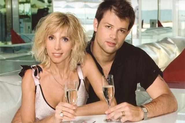 Алена Свиридова и Дмитрий Мирошниченко