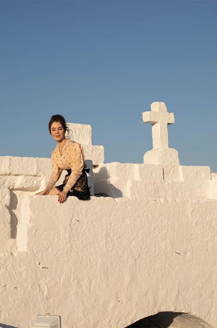 Итальянские каникулы: Ульяна Сергеенко делится солнечными кадрами из отпуска