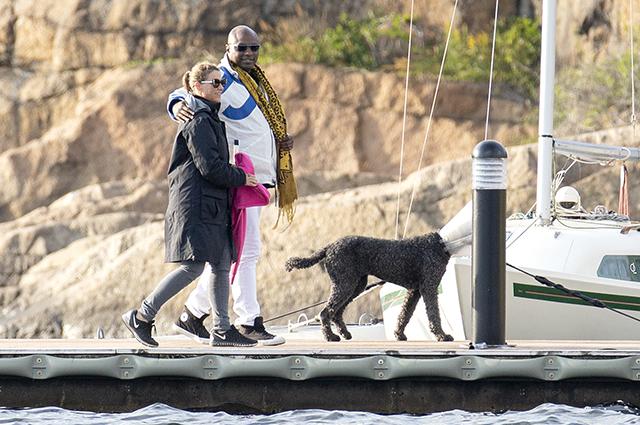 Принцесса Норвегии Марта-Луиза познакомила бойфренда-шамана со своей семьей