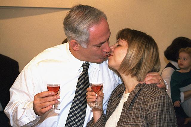 Биньямин и Сара Нетаньяху