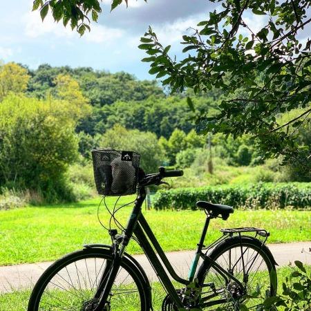 Скандинавская ходьба и велопрогулки: Юлия Высоцкая и Андрей Кончаловский отдыхают на Лазурном Берегу
