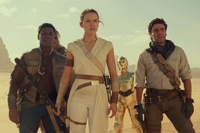 Disney представил тизер трейлера фильма