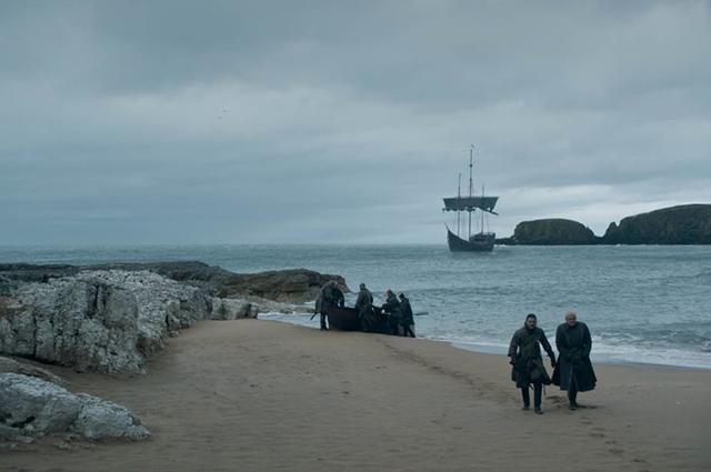 Пятая серия финального сезона