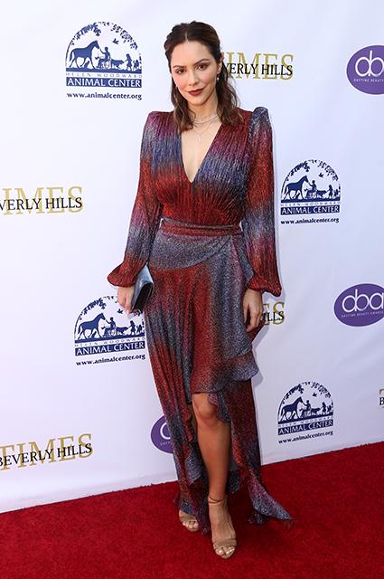 Бритни Спирс и Сэм Асгари на премии Daytime Beauty Awards в Лос-Анджелесе