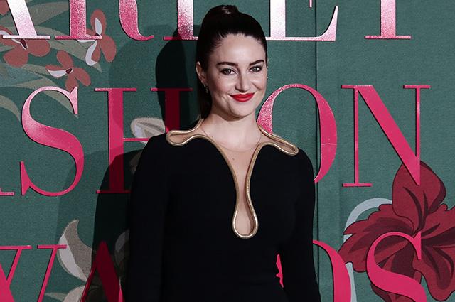 Шейлин Вудли, Алессандра Амбросио, Софи Лорен и другие на церемонии Green Carpet Fashion Awards