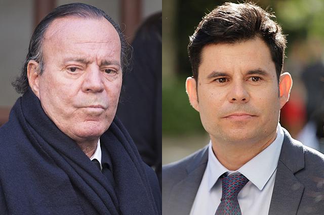 Суд признал Хулио Иглесиаса биологическим отцом испанца Хавьера Санчеса