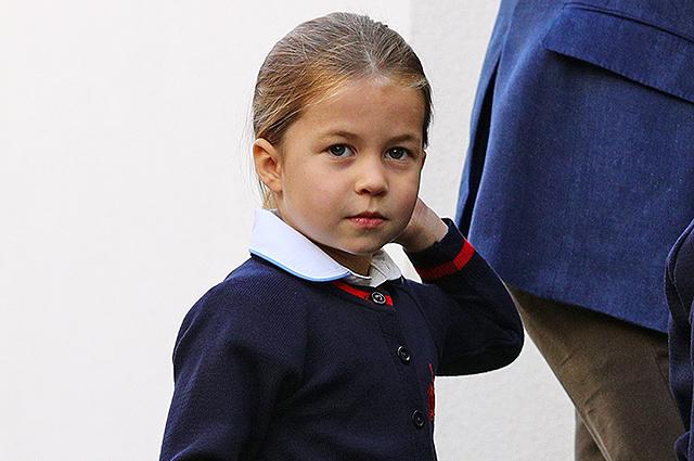 Стало известно, какое прозвище было у принцессы Шарлотты в детском саду