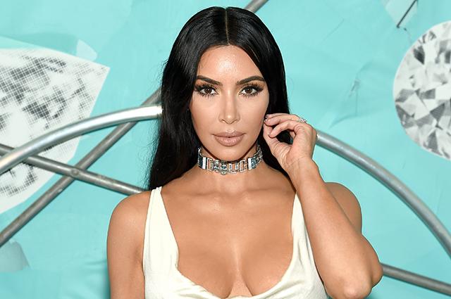 Ким Кардашьян прокомментировала слухи о том, что сделала пластику носа