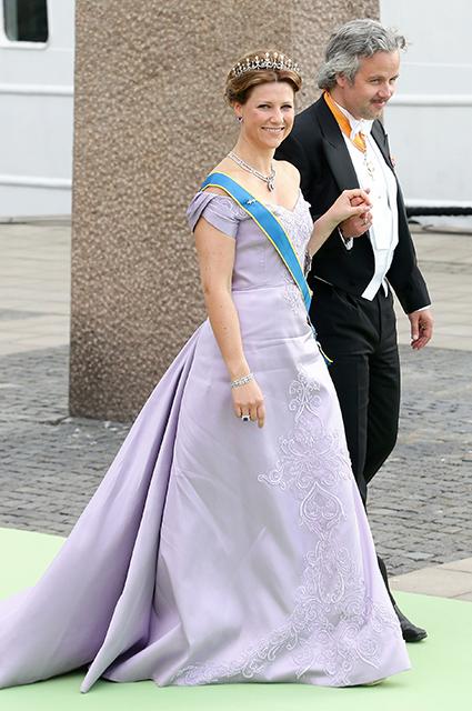 Норвежская принцесса Марта Луиза представила в соцсети своего бойфренда: